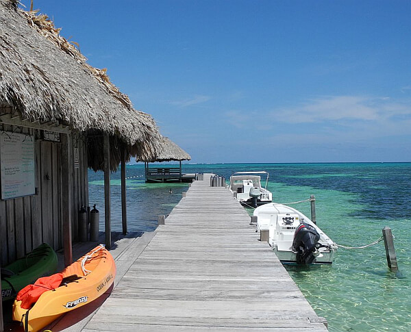 Ambergris Caye Real Estate seaside