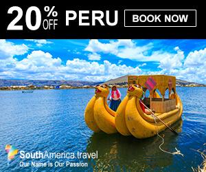 South American Peru Tour