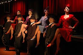 Tango Musical and Dancing group