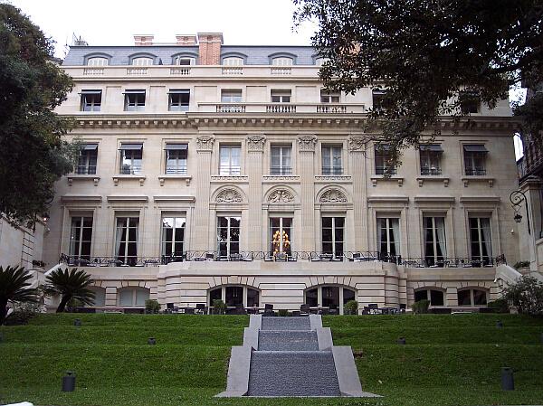 Palace Hyatt Recoleta