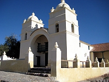 Molinas Church