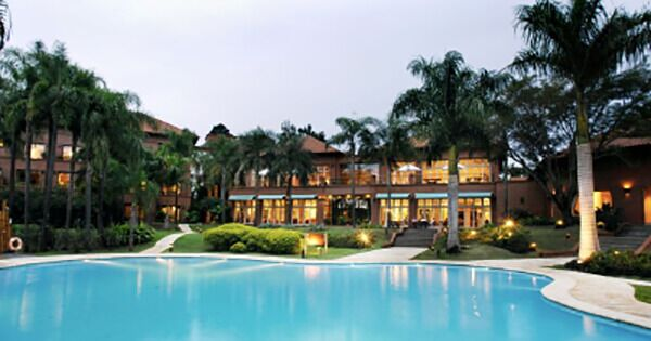 Grand Resort and Spa outdoors