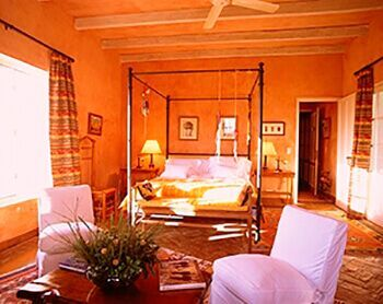 Estancia El Rocio bedroom