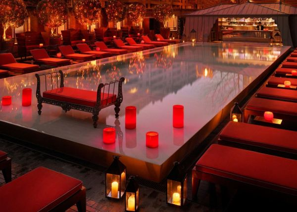 Faena Hotel and Universe Pool