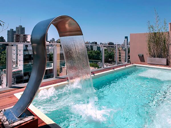 Fierro Hotel Boutique pool