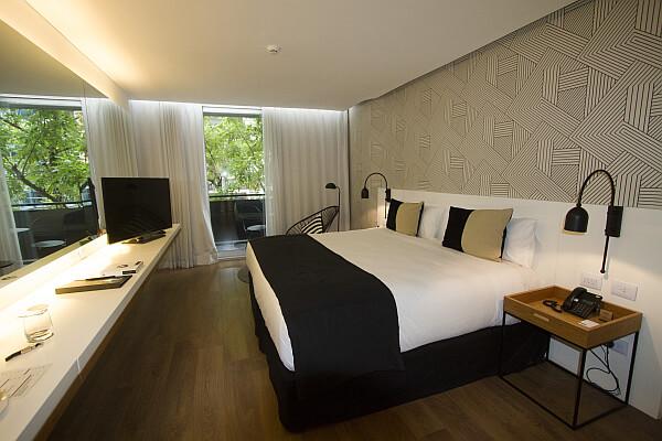 Casasur palermo hotel buenos aires for Design hotel palermo