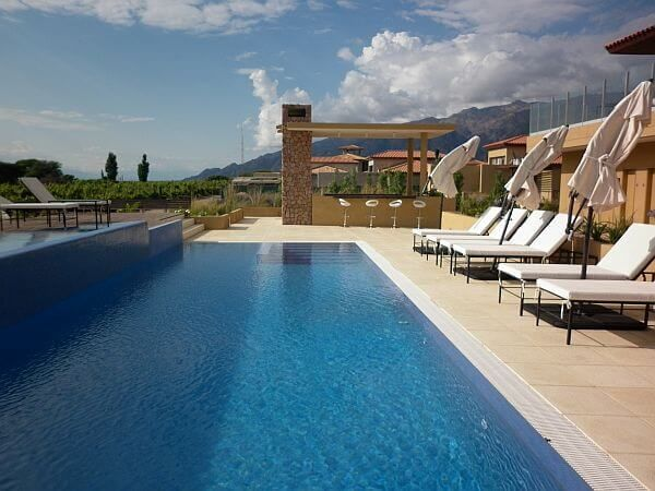 Grace Cafayate Luxury Hotel Review Northern Argentina