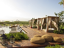 Vines Resort and Spa swimming pool