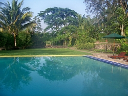Blancaneaux Lodge Pool