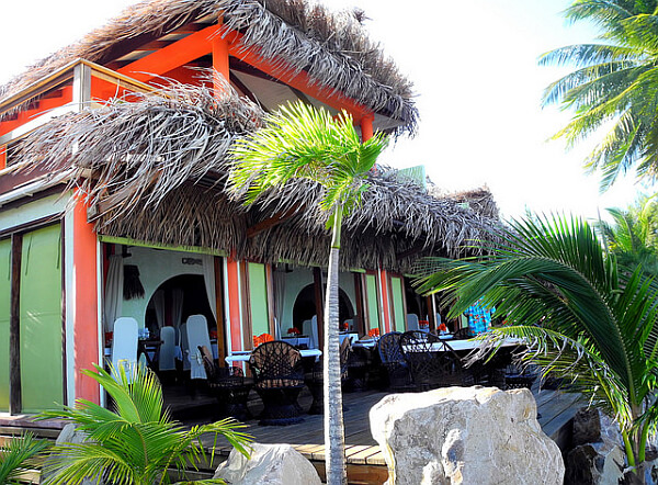 Belize luxury dining