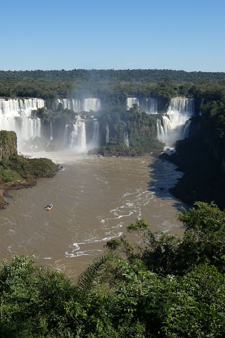 Iguazu Falls travel