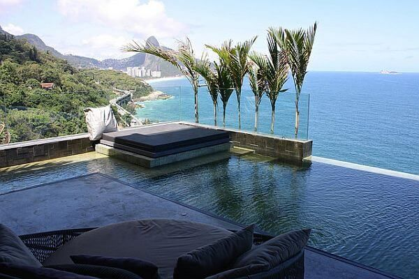 Luxury hoteles in brazil