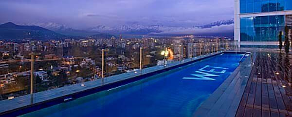 W Santiago Hotel