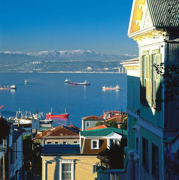 Valparaiso luxury boutique hotel