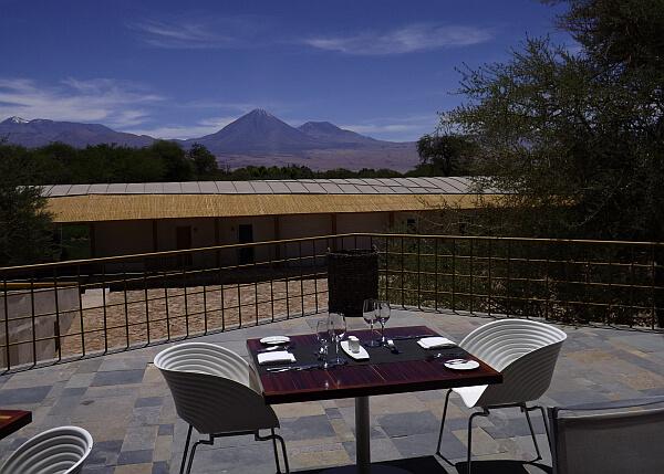 Hotel de Larache Chile