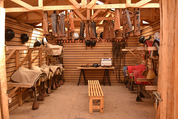 Explora Tour Horse Saddles