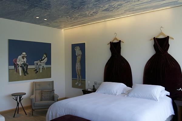 Viña Vik suite
