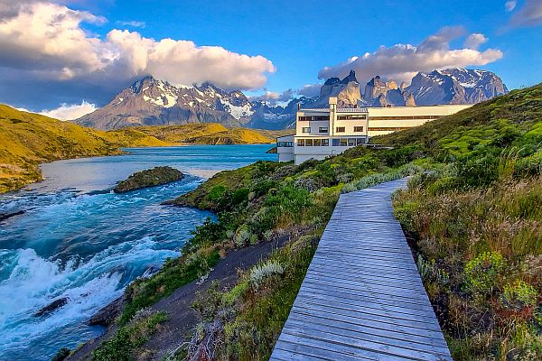 explora Patagonia review, Torres del Paine