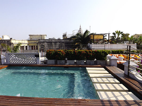 Hotel Boutique Ananda pool