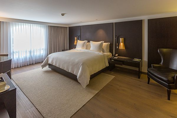 Four Seasons Bogota room
