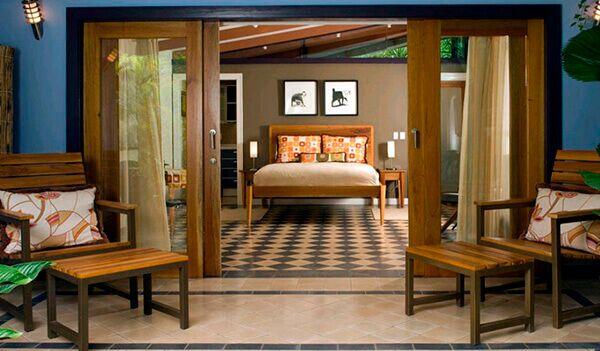 Monte azul boutique hotel per z zeled n costa rica for Hotel casita amarilla