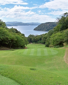 golf at Four Seasons in Costa Rica