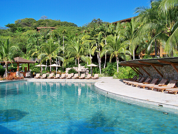 best resort Costa Rica