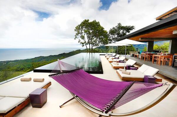 Uvita Costa Rica luxury hotel