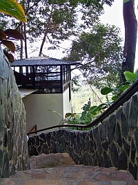 Rancho Pacifico Stairs