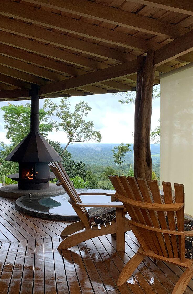 Costa Rica luxury lodge