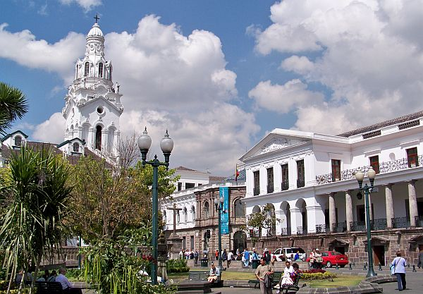 Quito luxury tour