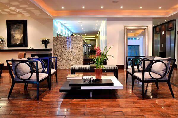 Le parc hotel quito ecuador for Hotel luxury quito
