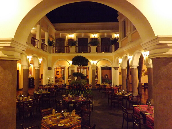 patio andaluz hotel review