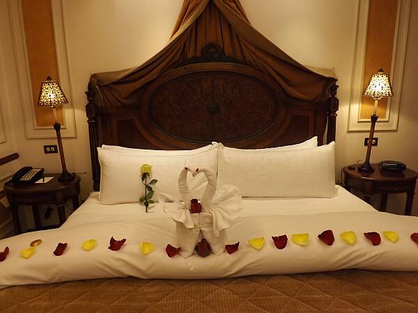 Quito luxury hotel suite