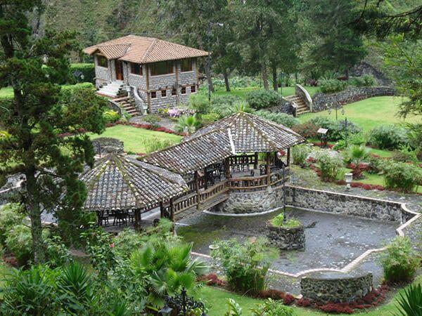 Samari spa ba os ecuador - Hoteles en banos ecuador ...
