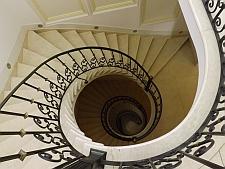 Stairs at Gangotena hotel