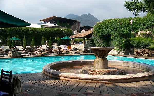 Hotel Casa Santo Domingo Guatemala City