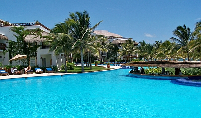 Ceiba Del Mar pool