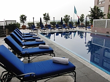 JW Marriott Mexico City Hotel Pool