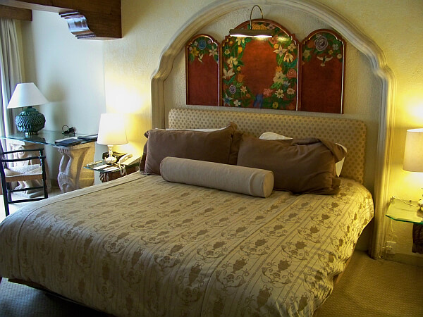 Zacatecas quinta real room