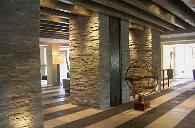 Taheima Wellness Resort & Spa Lobby