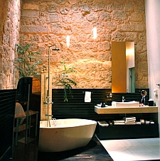 Cantera Diez Boutique Hotel Bathroom