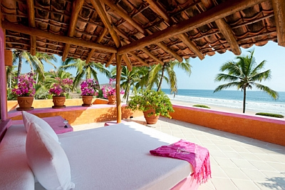luxury Pacific resort Mexico