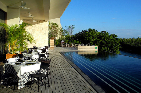 review of nizuc resort and spa luxury hotel cancun mexico. Black Bedroom Furniture Sets. Home Design Ideas