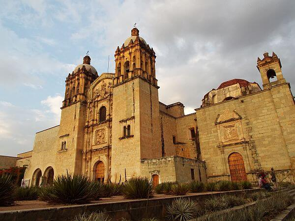 touring oaxaca city