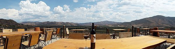 Encuentro Hotel winery