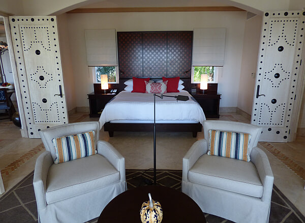 luxury Los Cabos resort suite