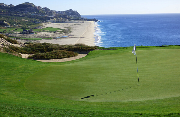 Quivira Golf Course in Baja California Sur