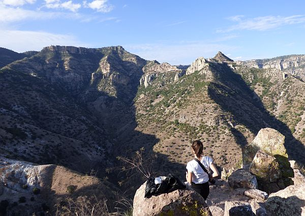 copper canyon lookout