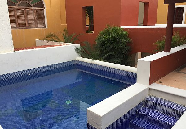 Casa Don Gustavo Boutique Hotel pool